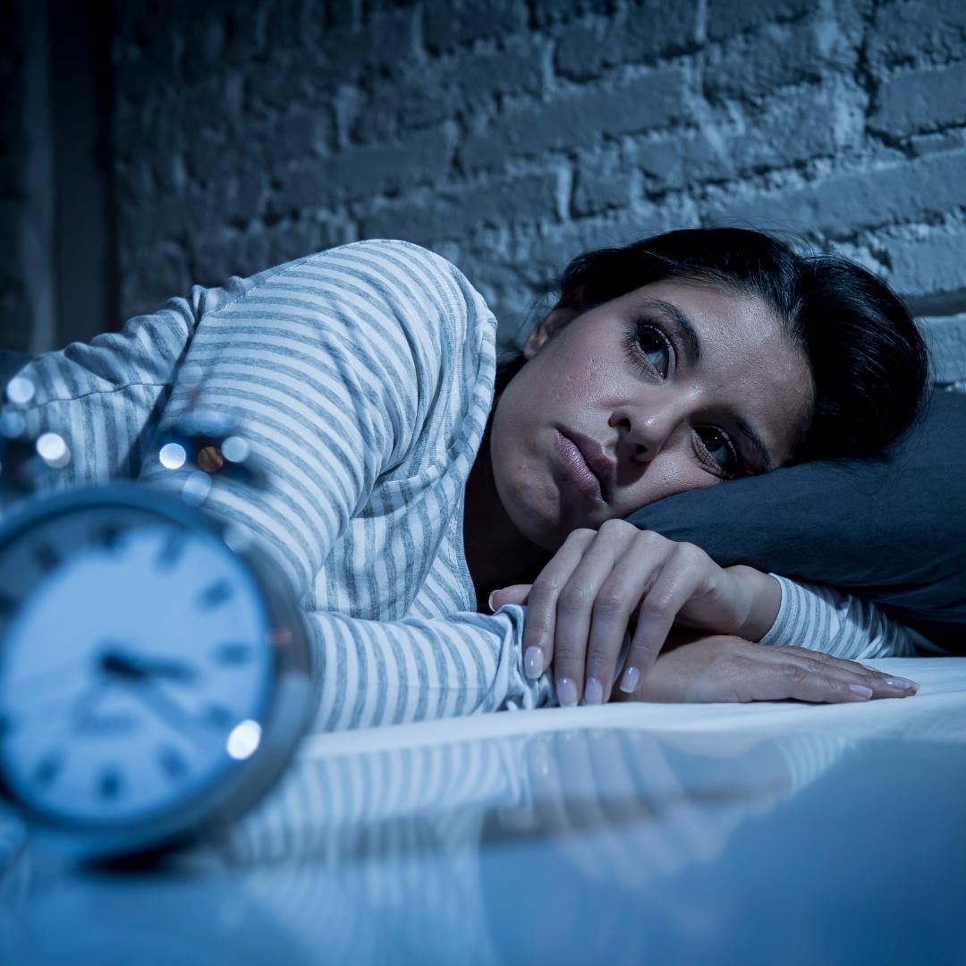 Problemy ze snem. CBD na leczenie bezsenności